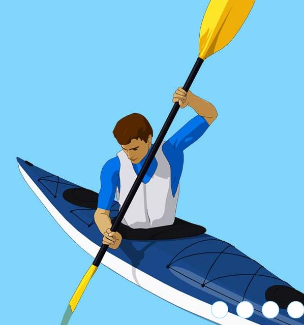 Sea-Kayak trip   Eliska Antosova