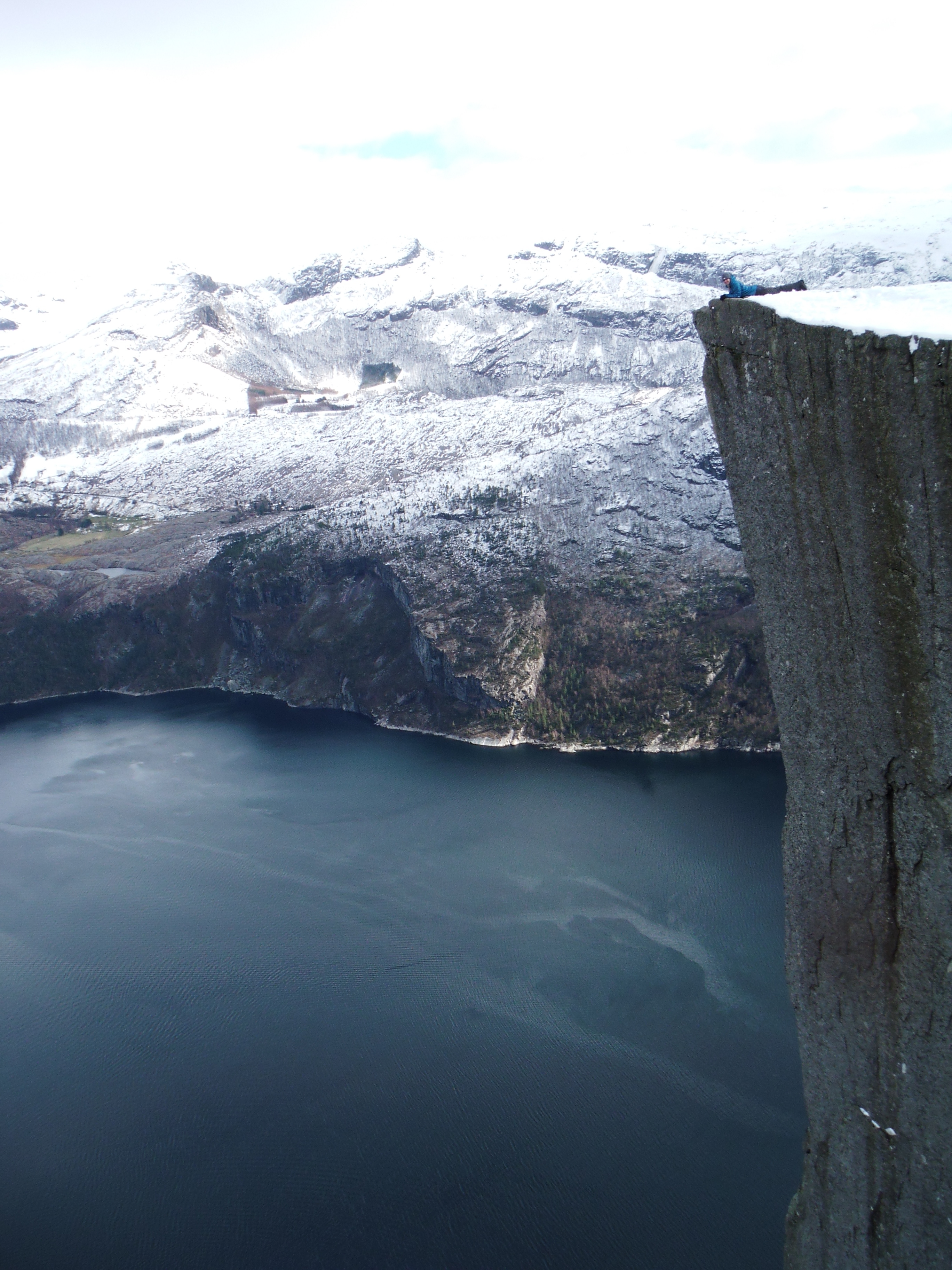 preikestolen how to get there