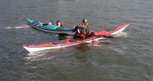 Assignment 9 – Basic Kayaking 24-5 till 25-5 | Maike from