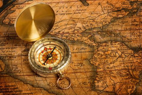 Orienteering with Map and Compass | Welcome; Velkommen; Willkommen ...